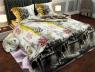 """Ткань для постельного белья Бязь """"Gold"""" Lux GL1179"""