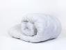 Полуторное одеяло микрофибра/холлофайбер №40037