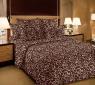 """Ткань для постельного белья Бязь """"Gold"""" Lux """"Завитки"""" GL003"""