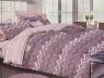 Двуспальный набор постельного белья 180*220 из Сатина №1905AB Черешенка™