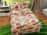 """Ткань для постельного белья Бязь """"Gold"""" Lux детская GLB099"""