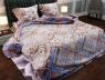 """Тканина для постільної білизни Бязь """"Gold"""" Lux GL524"""