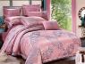 Двоспальний набір постільної білизни 180*220 із Жакарду №023AB KRISPOL™