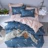 """Ткань для постельного белья Бязь """"Gold"""" Lux GL1257 (A+B) - (50м+50м)"""