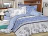 Ткань для постельного белья Сатин S161157 (A+B) - (60м+60м)
