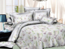 Семейный набор хлопкового постельного белья из Ранфорса №1823763 Черешенка™
