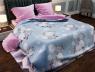 """Семейный набор хлопкового постельного белья из Бязи """"Gold"""" №157535AB Черешенка™"""