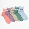 Женские носки Nicen (10 пар) 37-41 №A051-21