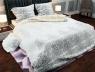 """Ткань для постельного белья Бязь """"Gold"""" Lux """"Большой вензель"""" GL2974"""