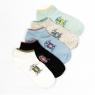 Жіночі шкарпетки короткі Nicen (10 пар) 37-41 №A052-26