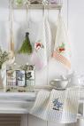 Набір кухонних рушників Nilteks Gualite Meyveli 35*50 (3 шт)