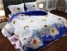 """Семейный набор хлопкового постельного белья из Бязи """"Gold"""" №154236 Черешенка™"""