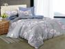 """Семейный набор хлопкового постельного белья из Бязи """"Gold"""" №151321AB Черешенка™"""