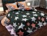"""Семейный набор хлопкового постельного белья из Бязи """"Gold"""" №151105AB Черешенка™"""