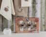 Набір кухонних рушників Nilteks Ucuz Koffe 40*60 (6 шт)