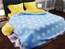 """Ткань для постельного белья Бязь """"Gold"""" Lux GL1276 (A+B) - (50м+50м)"""