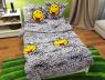 """Ткань для постельного белья Бязь """"Gold"""" Lux детская GLB084"""
