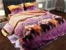 Семейный набор хлопкового постельного белья из Ранфорса №186489AB Черешенка™