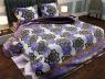 """Тканина для постільної білизни Бязь """"Gold"""" Lux """"Незвичайний орнамент"""" GL566"""