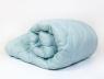 Двуспальное одеяло микрофибра/холлофайбер №40020