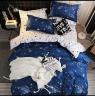 """Ткань для постельного белья Бязь """"Gold"""" Lux GL1318 (A+B) - (50м+50м)"""