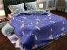 """Тканина для постільної білизни Бязь """"Gold"""" Lux GL1283 (A+B) - (50м+50м)"""