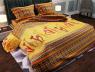 """Ткань для постельного белья Бязь """"Gold"""" Lux """"Египетские кошки"""" GL686"""