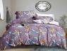 Евро макси набор постельного белья 200*220 из Ранфорса №182113AB Черешенка™